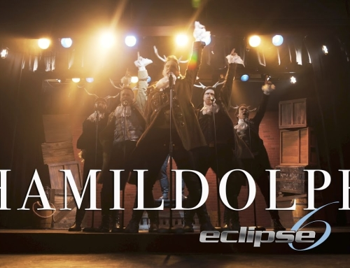 'Hamildolph' Hamilton Christmas Mashup by Eclipse 6