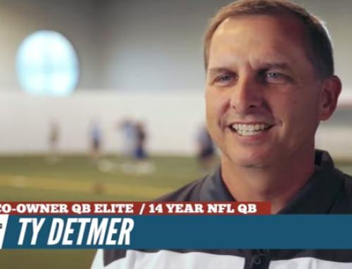 Quarterback Elite, Ty Detmer Football Program